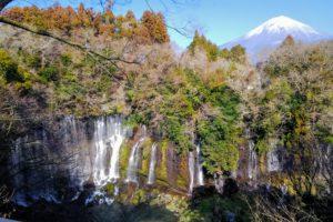 富士宮 白糸の滝