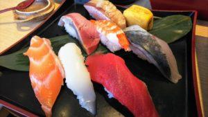 沼津魚がし鮨 流れ鮨富士宮 ランチ
