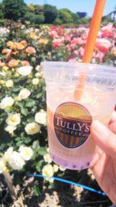 富士市 タリーズコーヒーとばら