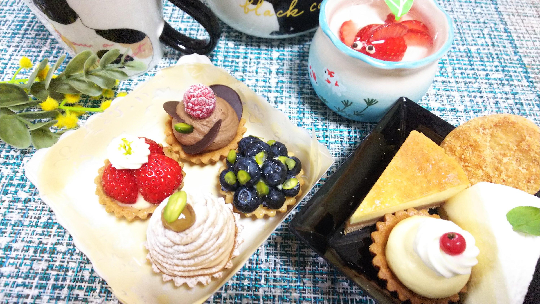 【静岡スイーツ】ケーキ ラ・ローザンヌ