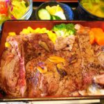 【富士宮ランチ】ステーキ重の『えびす亭』