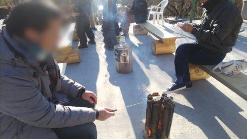 やぎの木登りガーデンカフェ 富士宮 ダヤンテールblog